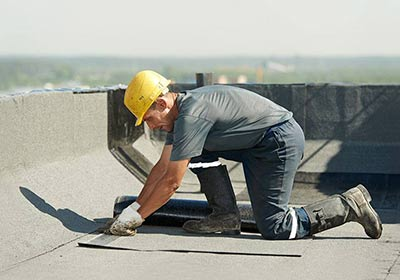 Commercial Roofer Lewisville TX