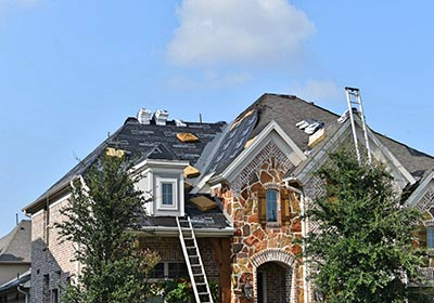 Roof Replacement in The Colony TX