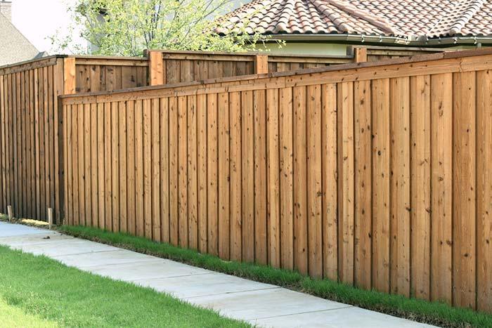 Simple Fence Design