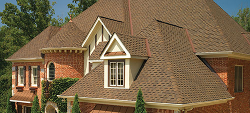 Asphalt Shingle Options