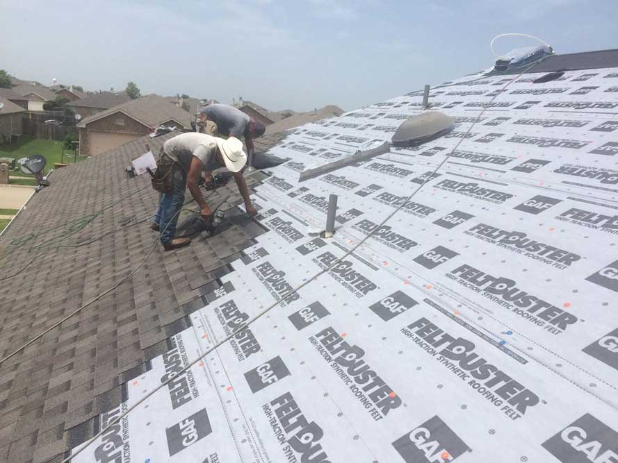 Full-Service Roofing Contractors