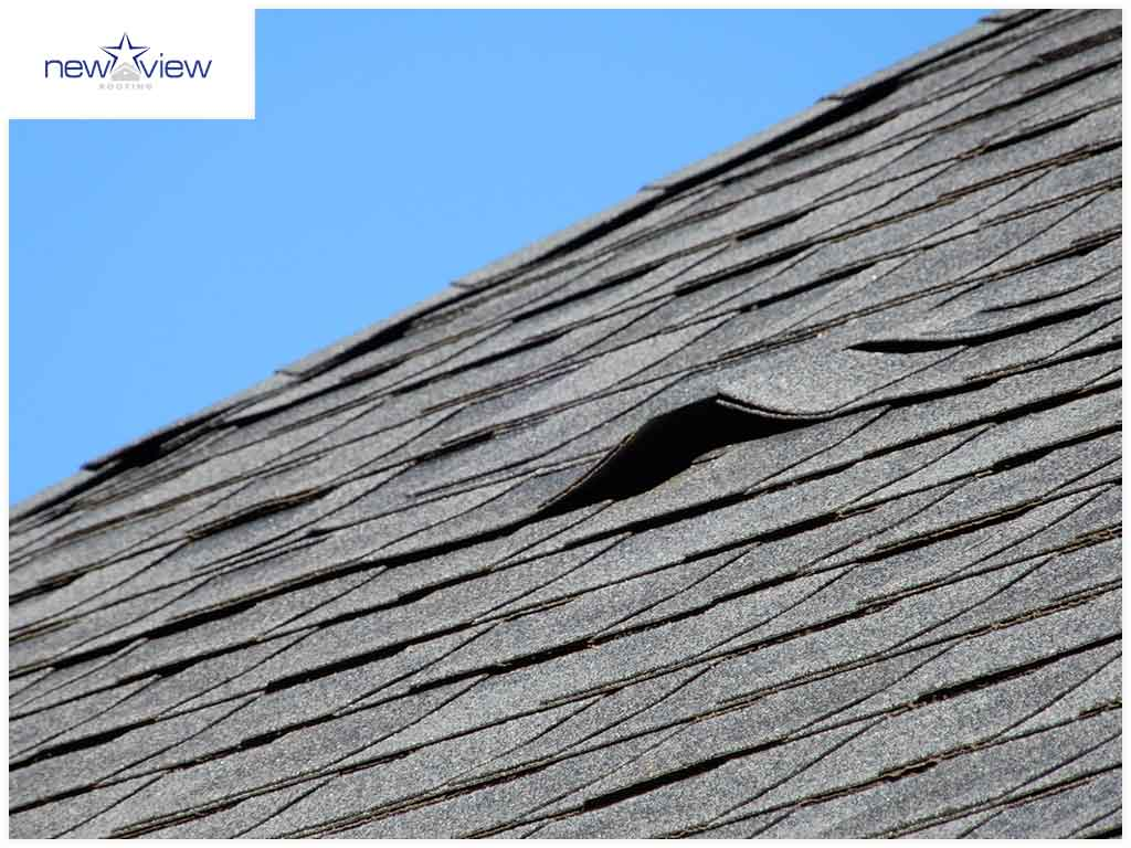 Reasons Why Asphalt Shingle Roofs Blister New View Roofing